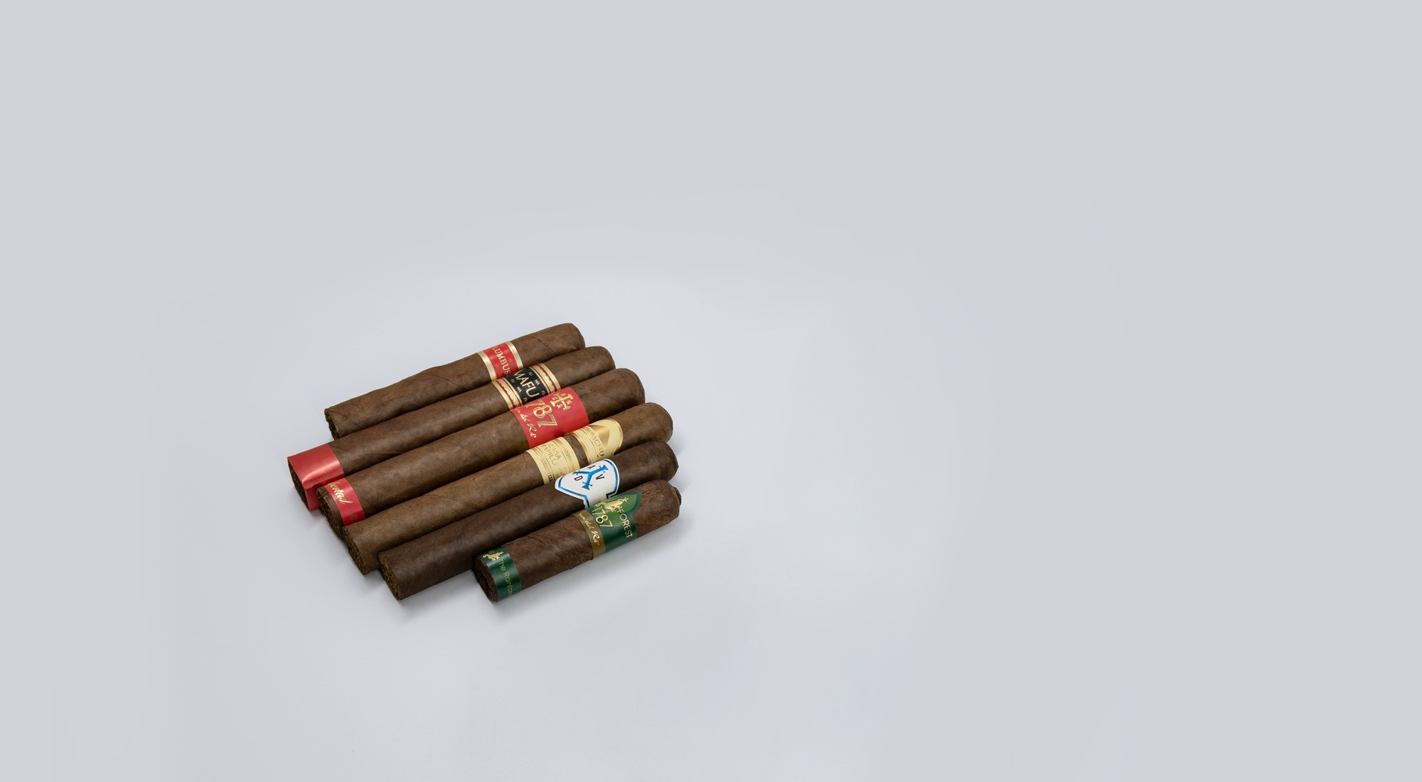 Hung's Signature Sampler klein (6 Zigarren)
