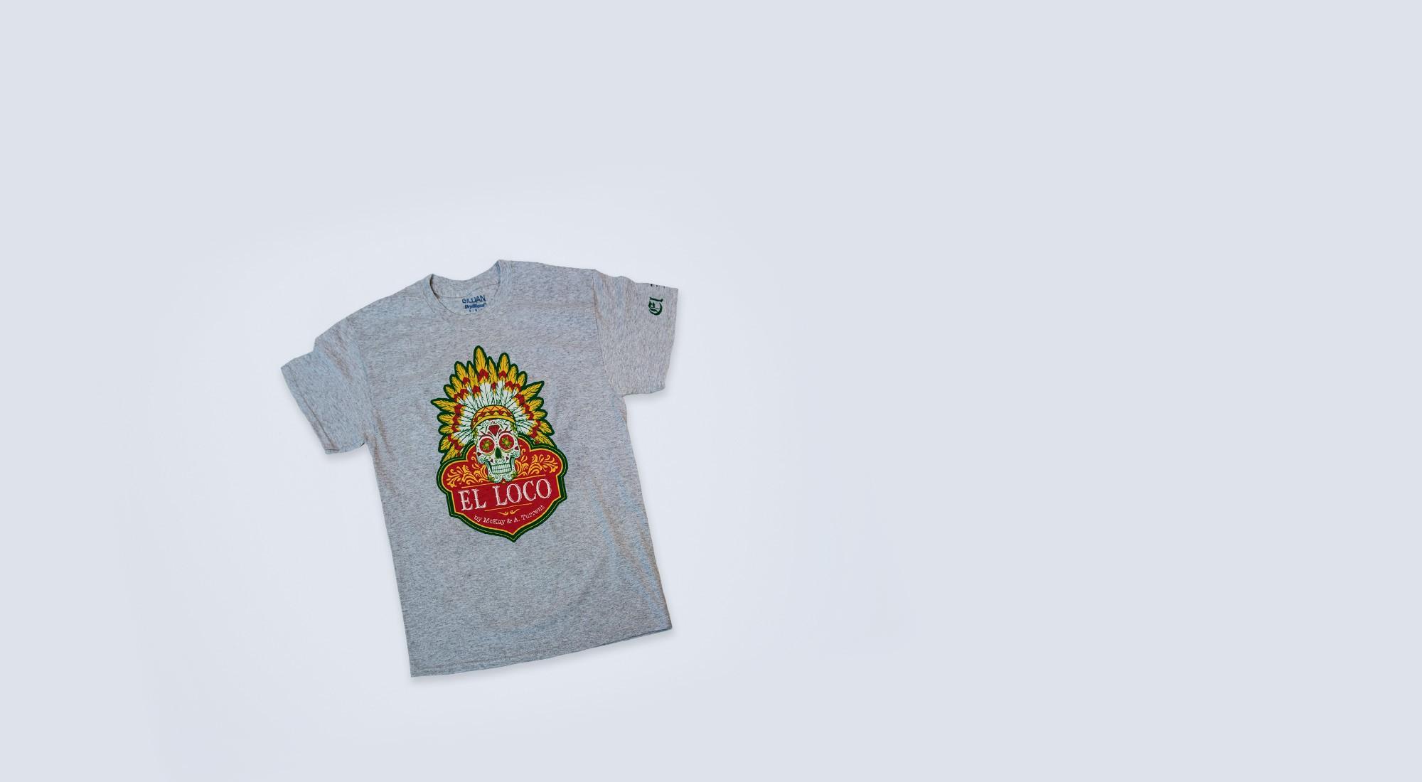 ADV & McKay T-Shirt – El Loco