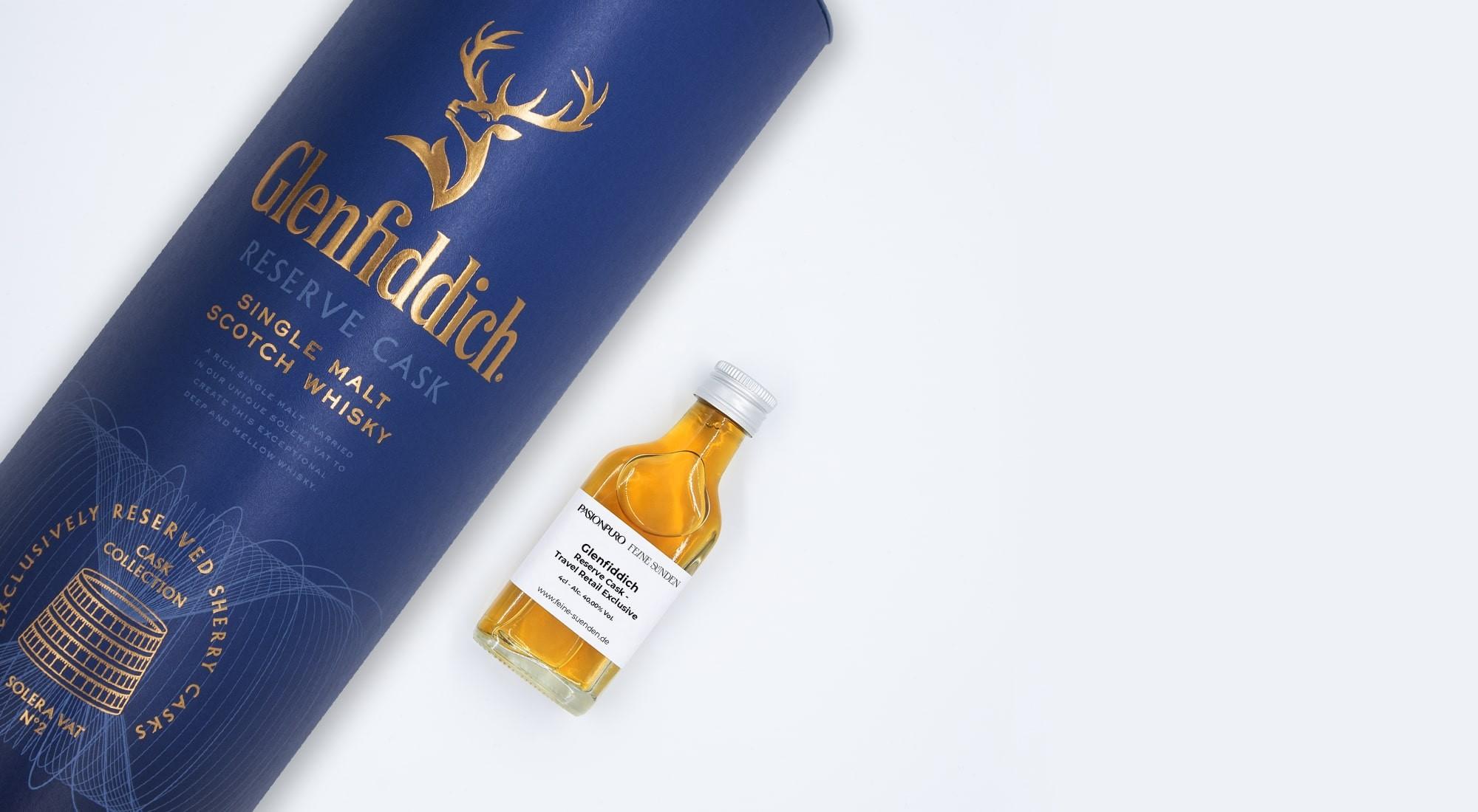 Glenfiddich Reserve Cask – 0,04l