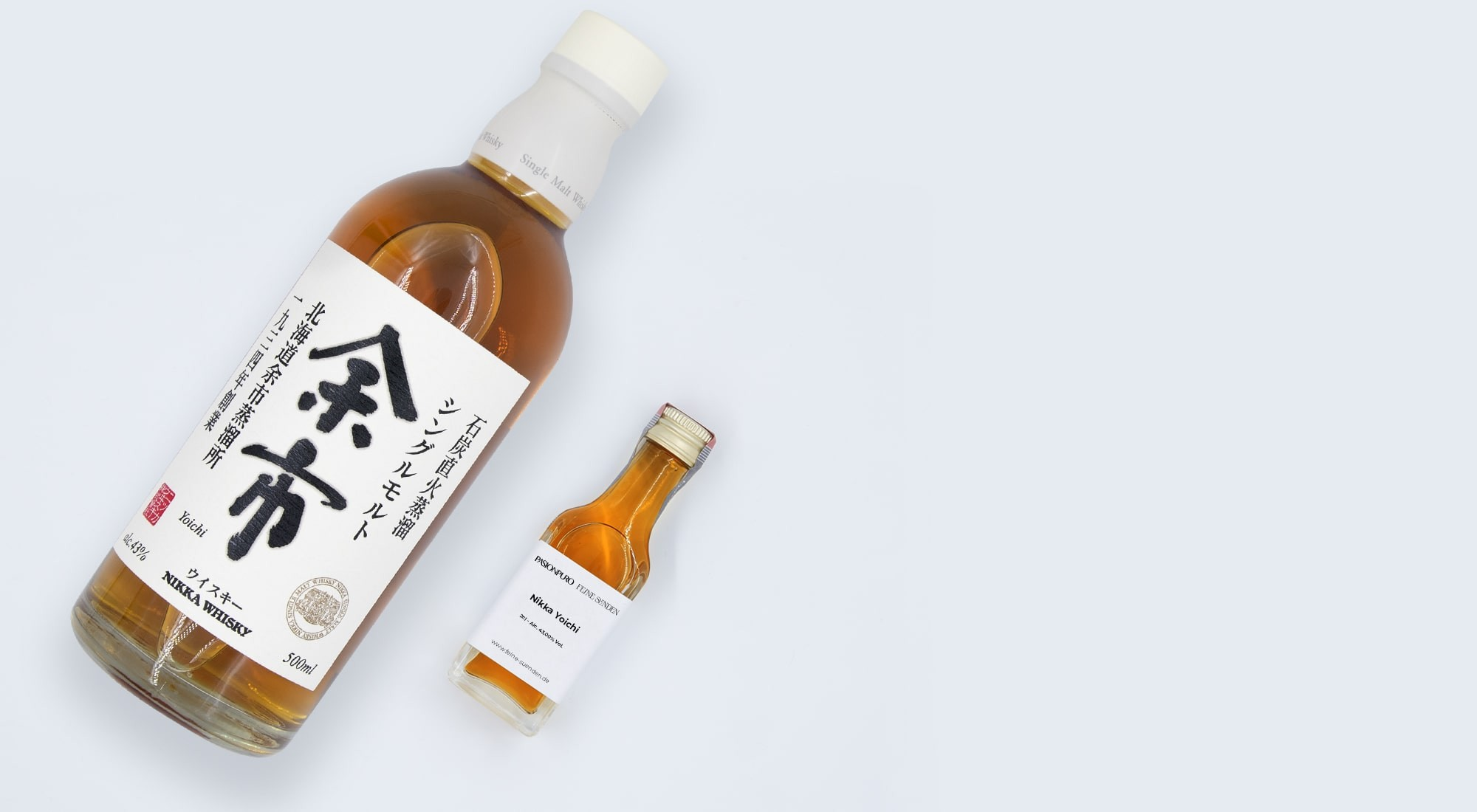 Nikka Yoichi – 0,02l