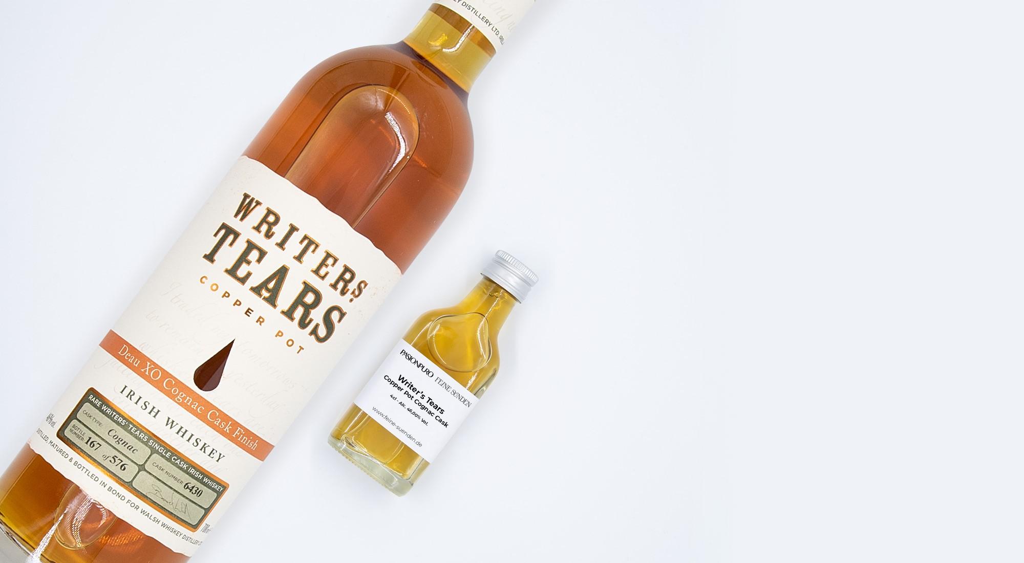 Writer's Tears Copper Pot Cognac Cask – 0,04l