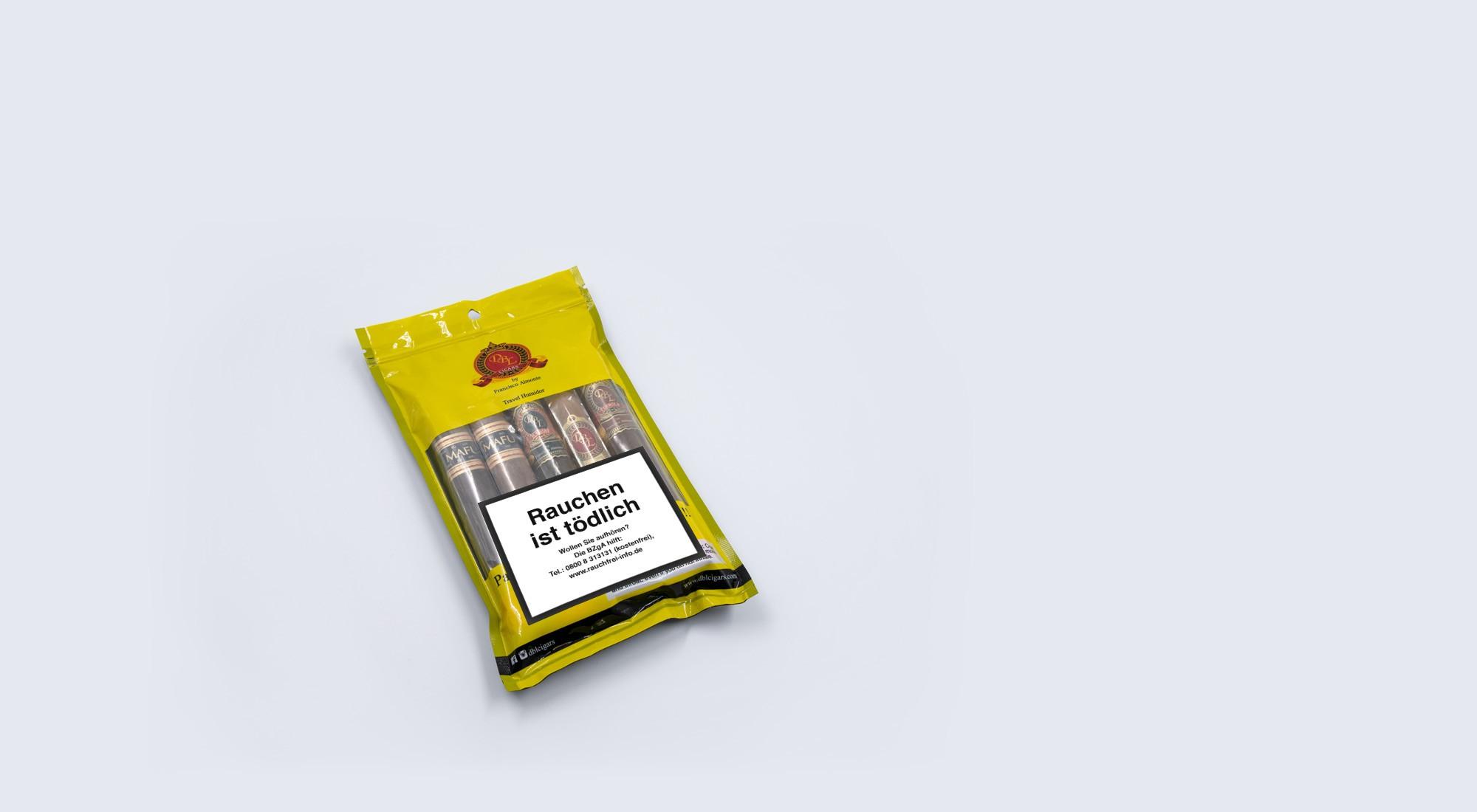 DBL Sampler im Fresh Pack