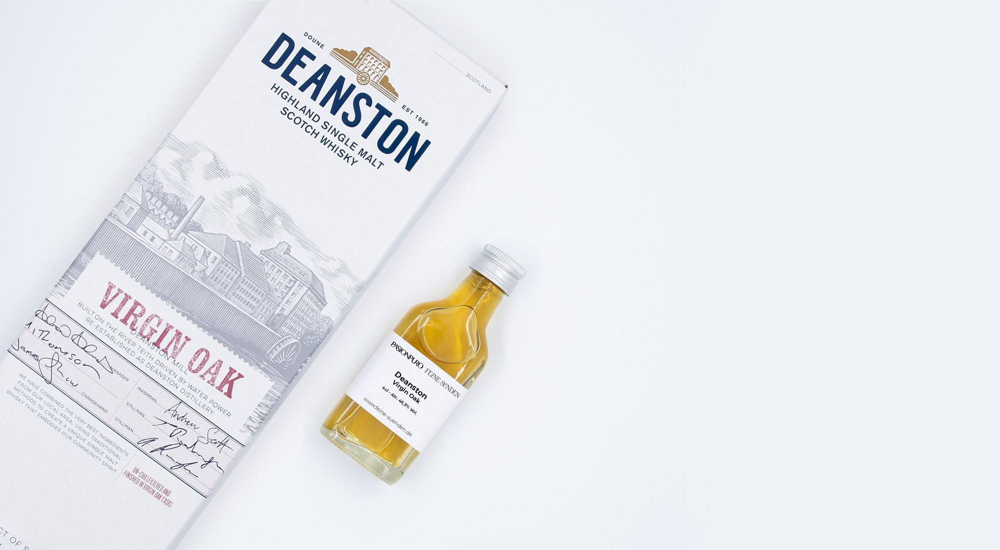 Deanston Virgin Oak – 0,04l