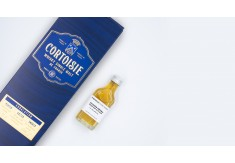Cortoisie Whisky Single Malt de France – 0,04l
