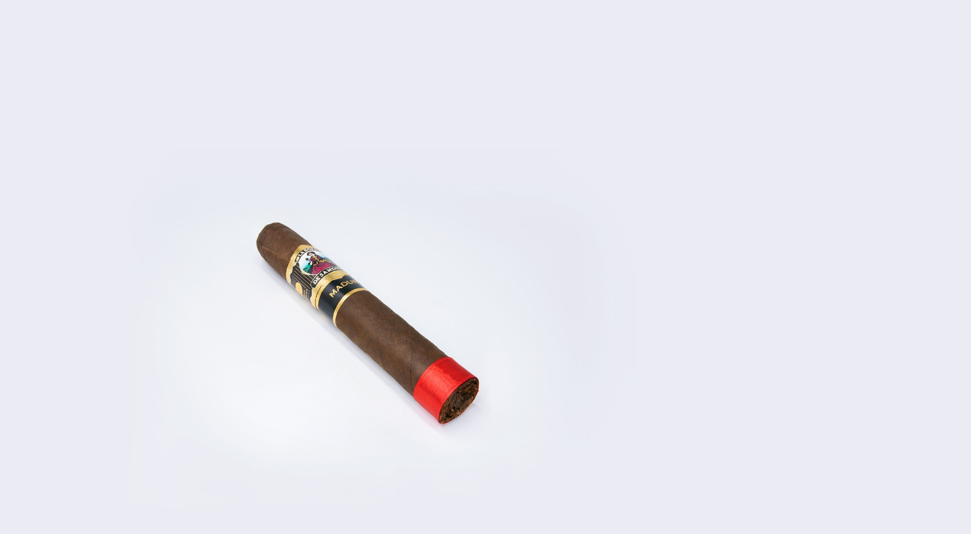 La Rosa de Sandiego Maduro Inmenso 6x60