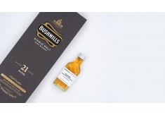 Bushmills Single Malt 21 Years Rare – 0,04l